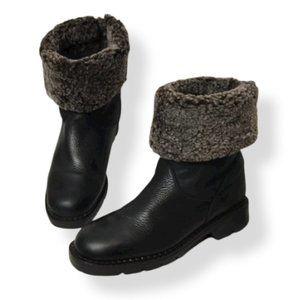 Blondo Shearling Lined Waterproof Boots 9